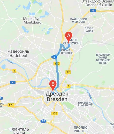 Taxi Dresden